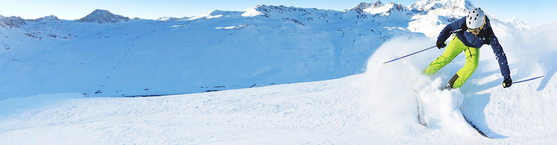 Obóz narciarski w przerwie semestralnej